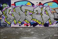 Roten (Alex Ellison) Tags: roten kc stockwell southlondon urban graffiti graff halloffame hof boobs