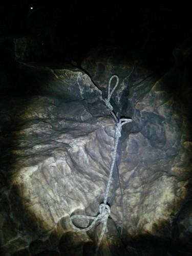 В пещере Сугомак