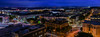 over chestnut street and columbus avenue (pbo31) Tags: bayarea california color nikon d810 march spring boury pbo31 sanfrancisco city urban night dark black lightstream motion traffic roadway artinstitute over view russianhill telegraphhill rooftops skyline bluehour blue fishermanswharf pier 39 panorama large stitched panoramic