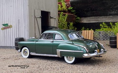 1949 Oldsmobile Rocket 88 Club Coupe (JCarnutz) Tags: 124scale diecast danburymint 1949 oldsmobile rocket88