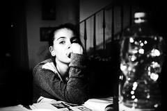studying? (Angelo Petrozza) Tags: blackandwhite biancoenero bw light 35mm limited hd pentaxk70 angelopetrozza