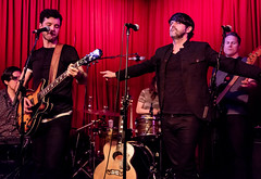 Coffee Shop Arena Rock 04/07/2018 #23 (jus10h) Tags: coffeeshoparenarock curtispeoples hotelcafe losangeles hollywood california live music concert gig event residency show performance showcase coffeeshop arenarock 80s 90s covers songs singers nikon d610 lowlight photography 2018 april justinhiguchi