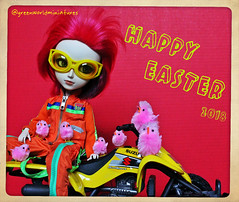 Happy Easter 2018 (GreenWorldMiniatures) Tags: easter hide psyencehide psyence taeyang eztec suzukiatv obitsu slimmale 27cm whiteskintone