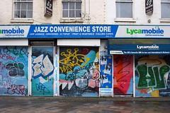 Southwark (NovemberAlex) Tags: southwark clouds london urban graffiti