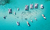 Swimming With The Stingrays! (Stuck in Customs) Tags: grandcayman rumpoint caymanislands ky caymancookout rcmemories grand cayman island ritzcarlton hotel dji quad quadcopter drone mavic ocean sea blue sand beach people sky clouds swim hdr hdrtutorial hdrphotography hdrphoto aurorahdr water bay building boat batch