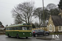 Preserved Salford City Transport 109 (Bluke's Photography II) Tags: preserved salford city transport 109 aec reliance weymann
