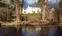 Byfield, Mass (c.leslie hanson) Tags: light countryside newengland oldhouses spring rivers