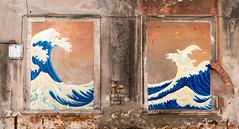 Lublin (Krzysztof Ziemacki) Tags: poland lublin city old town street fresk graffiti wall brick texture outdoor