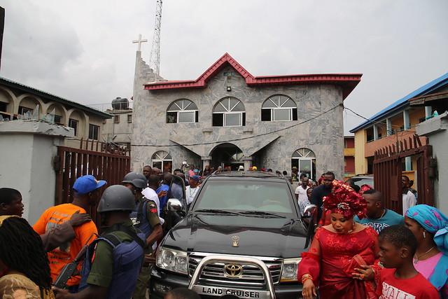 St. Andrews (Ang) Church, Ayetoro, Ajegunle, Lagos. April 15th 2018