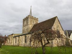 St John's Church (badger_beard) Tags: st saint john johns church duxford cambridge cambridgeshire cambs south churches conservation trust cct thecct charity redundant 12th century historic