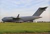 MAM Lockheed C-17A Globemaster III Qatar Emiri Air Force Stansted 19th June 2017 (michael_hibbins) Tags: mam lockheed c17a globemaster iii qatar emiri air force stansted 19th june 2017
