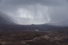 Somewhere in Sutherland (Andrew G Robertson) Tags: scotland north coast 500 sutherland rain highlands