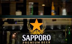 Sapporo 🍻 (Vic Harris) Tags: sapporo beer window display