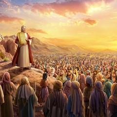 Moses Promulgated Israel in the Age of Law (evanse1) Tags: almightygod thechurchofalmightygod easternlightning judgment chastisement god'swill voiceofgod creator livingwaters endtimesprophecy endtimes theholyspirit seekfirstthekingdomofgod kingdomofgod eternallife thelastdays newjerusalem whereisgod thetruth belief christianvideos redeemer savior goodshepherd thelamb godhasaplan holycity sevenseals newheaven adameve gooddeeds promisesofgod people sky orange blue