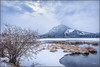 Vermillion Cold (Maclobster) Tags: vermillion lakes banff alberta cold lake winter