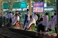 I_B_IMG_9255 (florian_grupp) Tags: southeast asia thailand siam thai train railway railroad srt staterailwayofthailand metregauge metergauge bangkok krungthep station mainstation hualumpong hualamphong