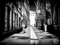 A toute vitesse (davcsl) Tags: blackwhite bw biancoenero davcsl europe france fillette gard nimes nîmes fille jesoutiensnîmes jesoutiennîmes trotinette languedocroussillon monochrome monotones noiretblanc noiretblancblackwhite nb occitanie people photoderue squarehouse maisoncarrée southoffrance urban urbanstreet streetphotography blackandwhitephotosonly photographiederue fotografiadistradafotografía callejerastrassenfotografie толькочернобелыеq