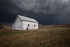 Hold Your Ground (Jake Rogers Photo) Tags: jakerogersphotography jakerogers westerniowa midwest farm gravelroad rural iowa stormclouds clouds dramatic shed barn spring springstorm storm thunder thunderstorms