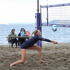 PAC-12 North Invitational 2018-FT4I2226 (Pacific Northwest Volleyball Photography) Tags: beachvolleyball ncaa pac12 pac12bvb alkibeach seattle