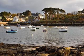Portsall / Finistère / Bretagne / Port