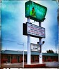 Kiss me!  I'm Irish! (Sherrianne100) Tags: signs signage motel shamrocktexas irish stpatrick'sday