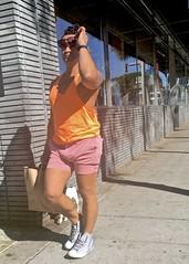 IMG_0326 (danimaniacs) Tags: hot sexy man guy tanktop shorts bulge westhollywood