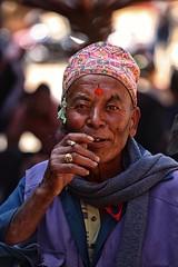 Bakhtapur, Nepal (dderici) Tags: bakhtapur nepal nepali portrait man canon7d 70200 canon70200