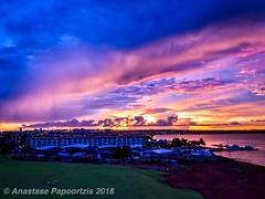 The Great Gig in the Sky (anastase.papoortzis) Tags: df brasília brazil yellow orange blue sky purple twilight dusk sunset