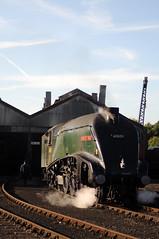 GWS 67200 (kgvuk) Tags: gws didcot didcotrailwaycentre uniofofsouthafrica 60009 a4 pacific 462 steam locomotive engine train railway lner br britishrailways