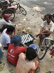 Chess (Verte Ruelle) Tags: chess burma myanmar yangon rangoon asia