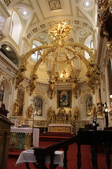 Cathedral-Basilica of Notre-Dame de Québec (Fheniks113) Tags: cathedralbasilica notredame de québec cathedral basilica notre dame quebec