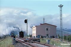 2017/7/27 SY1546 59Mine (Pocahontas®) Tags: steamlocomotive steamtrain train rail railroad railway coalmine station china sy1546 canoneos1v kodak ektar100