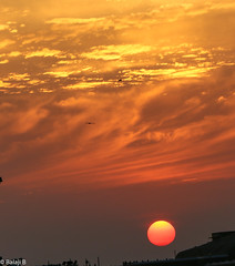 Sunriise (Balaji Photography - 4.8M views and Growing) Tags: sun sunrise dawn sky day sunny clouds