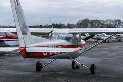 Dumbo (d0mokun) Tags: needwood england unitedkingdom gb tatenhill aviation aerodrome airfield aeroplanes aircraft airplanes cessna ga c152 fa152