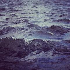riddarfjärden (Sandra Löv) Tags: instagram iphone water waves riddarfjärden stockholm