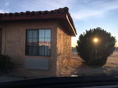 Oleander Motel sunrise (ADMurr) Tags: iphone se twentynine palms california 29 ranchodolores