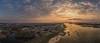 Zaltbommel (henriton) Tags: bommel zaltbommel martinus nijhoffbrug zonsondergang waal 360