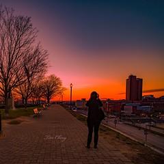 Baltimore sunset (still_shotz) Tags: innerharbor sunset baltimore