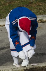 DSC_7187_ep (Eric.Parker) Tags: santaclausparade santa claus parade toronto 2017 marching band uniform school costume instrument music drums november bloor christie military float disney sousaphone musicalinstrument bell christmas