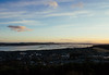 The Law at Sunset (kirstybroon) Tags: law hill landscape dundee monument sunset bridge tay river