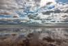 Dawlish Warren - Devon (pm69photography.uk) Tags: dawlishwarren dawlish beach sand hdr aurorahdr2018 clouds reflections reflection southwest devon sony sonya7rii ilce7rm2 ilovedevon sony1635mm28 sea seafront sonya7r2 atmospheric atmosphere a7r2