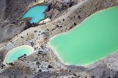 Emerald Lakes, Tongariro Alpine Crossing (Tom Doel) Tags: tongariroalpinecrossing newzealand emeraldlakes volcanic
