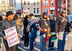 2018.04.04 The People's March for Justice, Equity and Peace, Washington, DC USA 01191