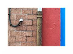 Urban abstract #9 (juan jose aparicio) Tags: urban abstract street urbano callejero abstracto color tuberia wall pared minimal