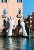 Hold it (Nicola Pezzoli) Tags: italia venezia venice carnevale canals canali italy travel hands sculpture scultura mani water reflections