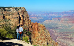 There are No Words, Grand Canyon 2015 (inkknife_2000 (9 million views)) Tags: grandcanyon arizona nationalparks usa landscapes dgrahamphoto inawe therearenowords tourists americanwest