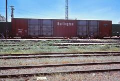 CB&Q 15102 (Chuck Zeiler) Tags: cbq 15102 burlington railroad boxcar box car freight lincoln train marshallpochay chz
