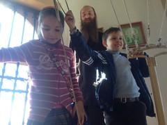 Посещение Лавры детьми Воскресной школы с.Долина07