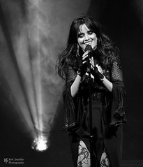 Camila Cabello @ Paramount Theater (Kirk Stauffer) Tags: kirk stauffer photographer nikon d5 adorable amazing attractive awesome beautiful beauty charming cute darling fabulous feminine glamour glamorous goddess gorgeous lovable lovely perfect petite precious pretty siren stunning sweet wonderful young female girl lady woman women live music tour concert show stage gig song sing singer vocals performer performing musician band lights lighting indie pop long brown hair brunette eyes red lips white teeth model tall fashion style portrait photo smile smiling fifth harmony 5h