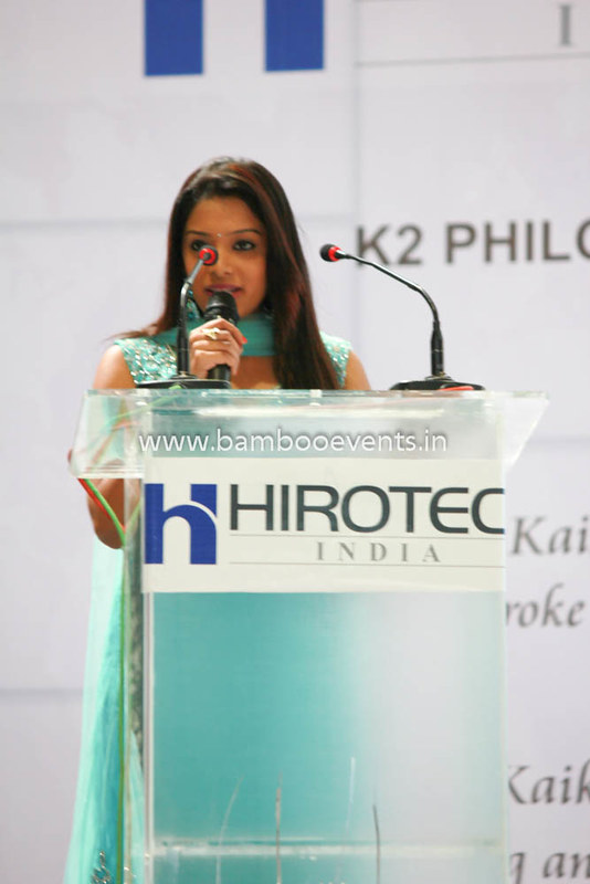Hirotech India Factory Launch